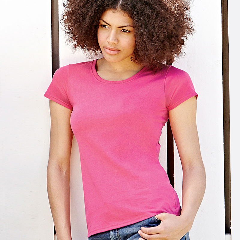 Lady fit value weight fuschia