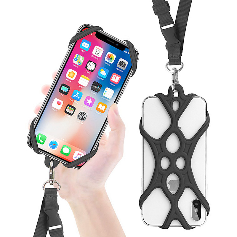 Smart strap front and back