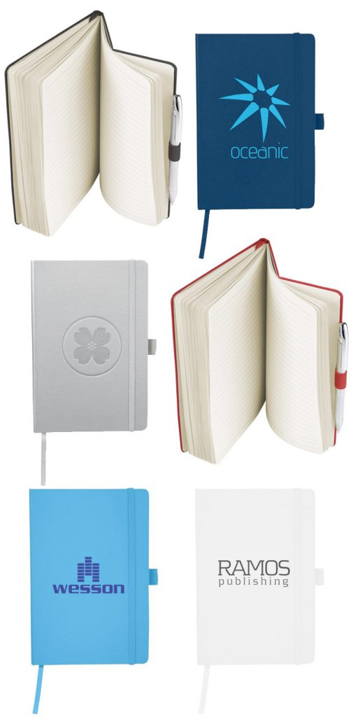 JBA5 flexiback colours and branding examples