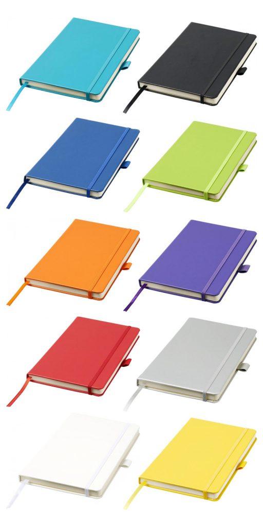 JBA5 novabook colours