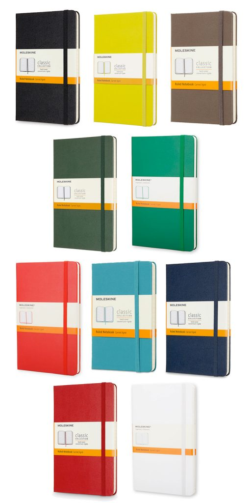 MA5 hardcover colours