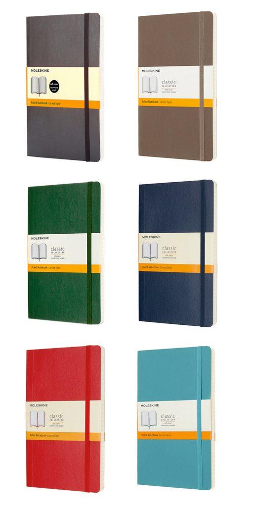 MA5 softcover colours