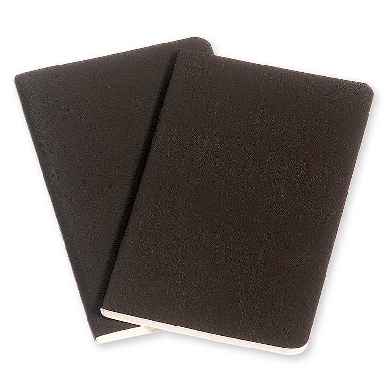Volant A5 Journal black