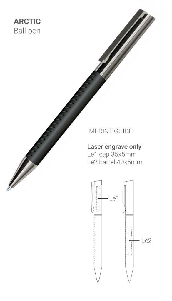 Chic Arctic ball pen
