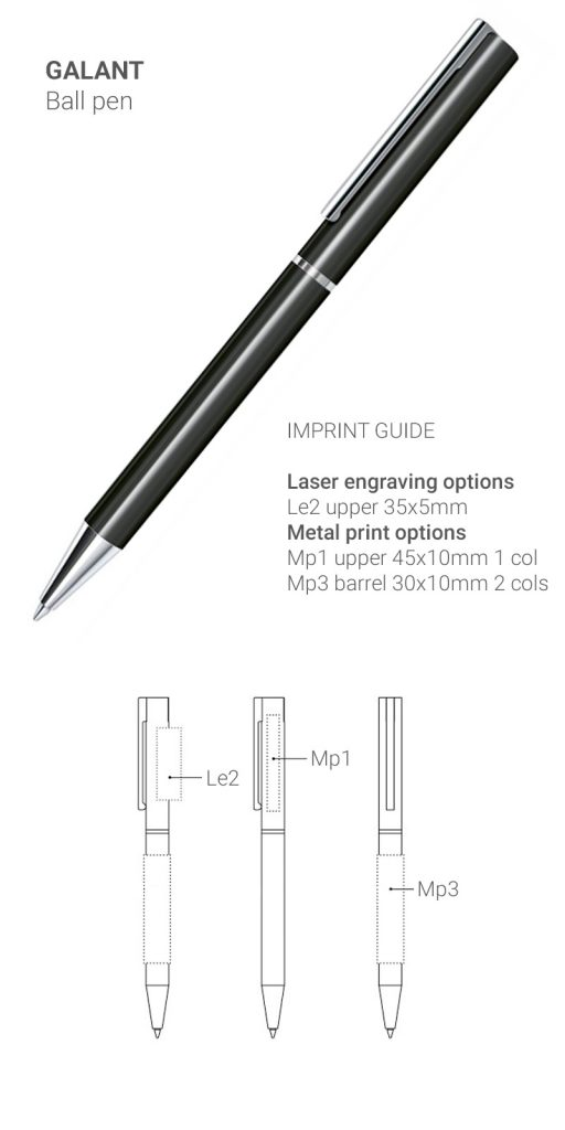 Chic Galant ball pen